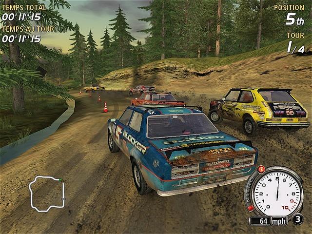 jeux de voiture destruction