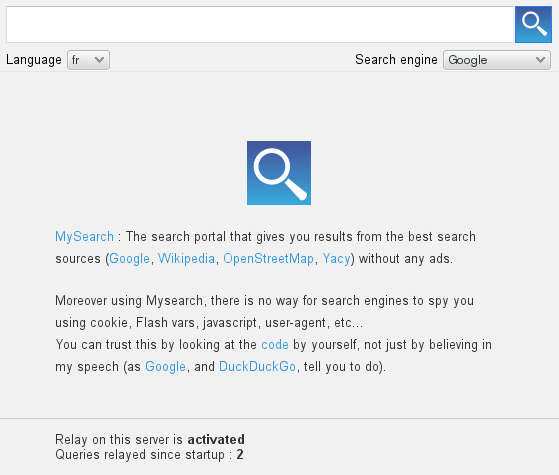 mysearch