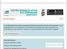 spam credit agricole 3